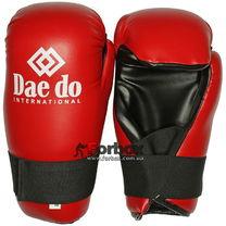 Перчатки для тхэквондо ITF Daedo (MA-5475, красные)