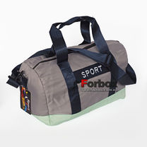 Сумка для спортзала Sport (LLW7103, серо-зеленый)