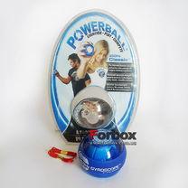 Гироскопический тренажер Power Ball 250 Hz Classic Blue (250HzCB, синий)