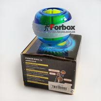 Тренажер для кистей рук Power Ball (FI-2675, синий)