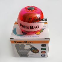 Power Ball тренажер для кистей рук Force Ball (FI-2949, красный)