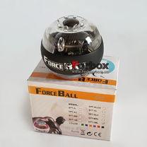 Power Ball тренажер для кистей рук Force Ball (FI-2949, прозрачный)