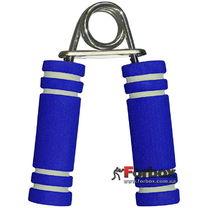 Эспандер кистевой пружинный Ножницы FI-3246 1шт (30кг, синий)
