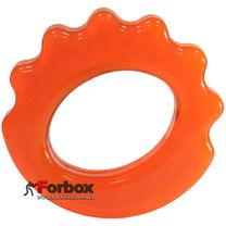 Эспандер кистевой Кольцо фигурный 30 кг (FI-4386, оранжевый)