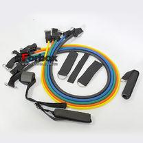 Эспандер Resistance Band многофункциональный 5 жгутов FI-6333