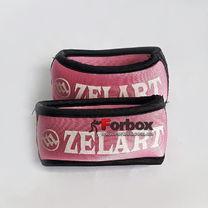 Утяжелитель манжеты для рук Zelart 2*0,5кг (FI-6221-1, розовый)