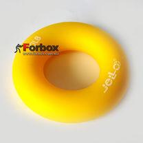 Эспандер кистевой Кольцо 1шт 40LB (JLA473-40LB, желтый)