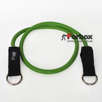 Эспандер трубчатый с кольцом (DT-1002R-40LB, зеленый)