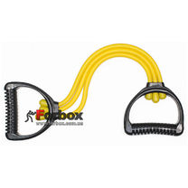 Еспандер латексний плевочий PS FI-380(A) (3 жгута, 48 см)