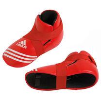 Фути Adidas кікси для кікбоксингу (ADIBP04, червоні)