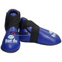 Футы (киксы) защита ступни Daedo (MA-5476, синие)