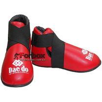 Футы (киксы) защита ступни Daedo (MA-5476, красные)