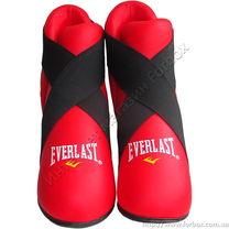 Футы защита подъема стопы Everlast (EL-1977-R, красные)