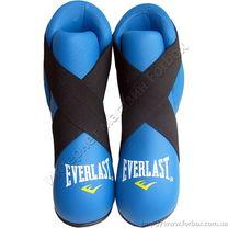 Футы защита подъема стопы Everlast (EL-1977-BL, синие)