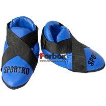 Защита подъема стопы футы SportKo (1934-bl, синие)