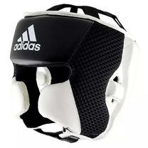 Шлем боксерский Adidas Hybrid 150 Training (ADIPH150HG, черно-белый)