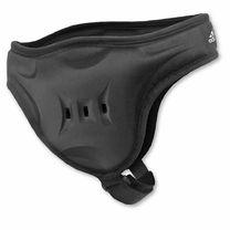 Борцовская защита для ушей подростковая (наушники) Adidas (AE-200, черные)