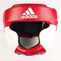 Шлем тренировочный Adidas Response (ADIBHG023-RD, красно-белый)