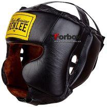 Шлем боксерский TYSON Benlee (196012, черный)