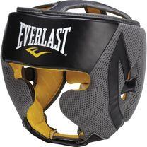 Шлем тренировочный Everlast Evercool Headgear (550001, черный)