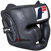 Тренировочный шлем Fighting Sports Pro Full Training Headgear (WINPTHG, черный)