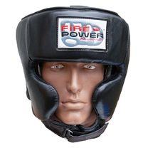 Шлем тренировочный FirePower Black (FPHG4-BK, Черный)