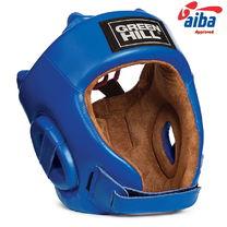 Шлем турнирный Green Hill Five Star с лицензией AIBA (HGS-4012, синий)