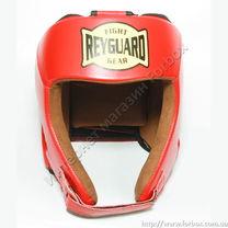 Шлем ФБУ кожа Reyguard красный