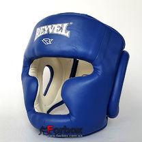Шолом тренувальний REYVEL вініл (0094-bl, синій)