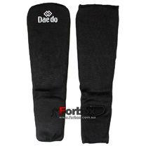 Защита голени и стопы Daedo тканевая носок (BO-5486, черная)