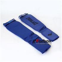 Защита голени и стопы Everlast чулок (MA-4613-B, синяя)
