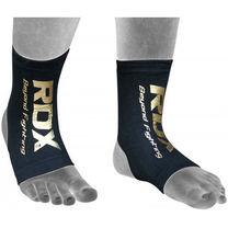 Захист гомілкостопа RDX Black New (2шт)
