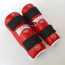 Защита голени REYVEL (0150-rd, красная)