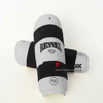 Захист гомілки вініл REYVEL (0150-wh, білий)
