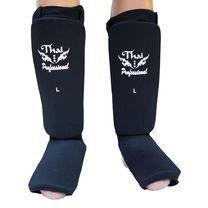 Защита голени и стопы Thai Professional чулки (TPSG5, черные)
