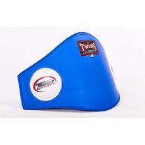 Защита туловища тренерский пояс Twins (BEPS-2-BU, синий)