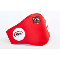 Защита туловища тренерский пояс Twins (BEPS-2-R, красный)