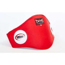 Захист тулуба тренерский пояс Twins (BEPS-2-R, червоний)