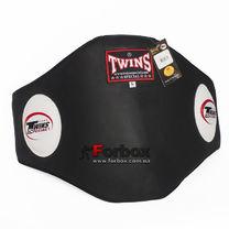 Защита туловища тренерский пояс Twins (BEPS-2-BK, черный)
