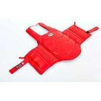 Защита корпуса Twins тренерский жилет для единоборств (BOPL-2-RD, красный)