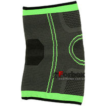 Фиксатор коленного сустава Sibote наколенник 1шт (ST-2501, серо-зеленый)