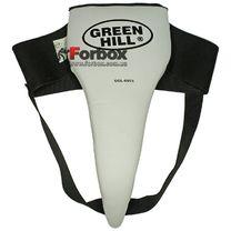 Женская защита паха Green Hill бандаж Ladies (GGL-6055, белый)