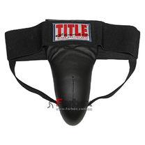 Защита паха TITLE Classic Protective Cup (CMMPC, черная)