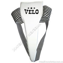 Защита паха женская Velo (ULI-10036, белая)