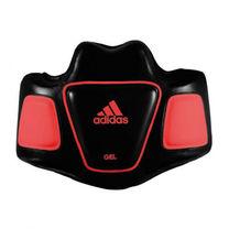 Тренерский жилет для постановки ударов Adidas GEL (ADISBP01-bkrd, черно-красный)