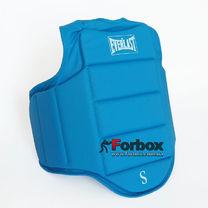 Жилет защита корпуса детская для каратэ Everlast (BO-3951, синий)