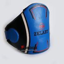 Защита корпуса (жилет) тренера PU (ZB-5071-BL, синий)