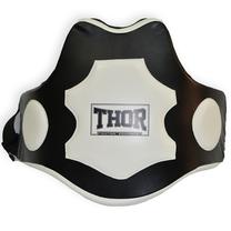 Тренерская защита туловища PU кожа для тренировок THOR (1064-PU, Черный)
